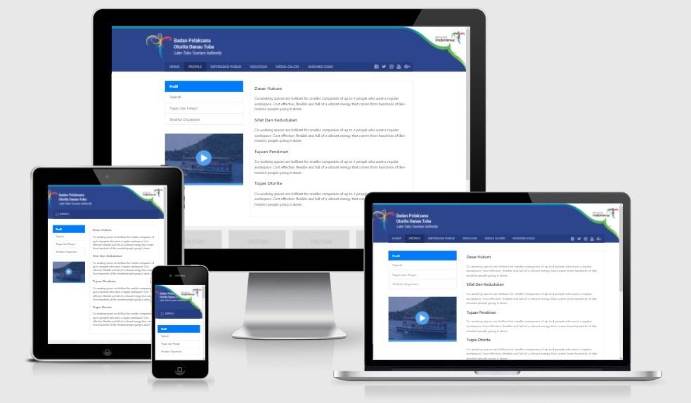 Jasa pembuatan website terbaik Yogyakarta