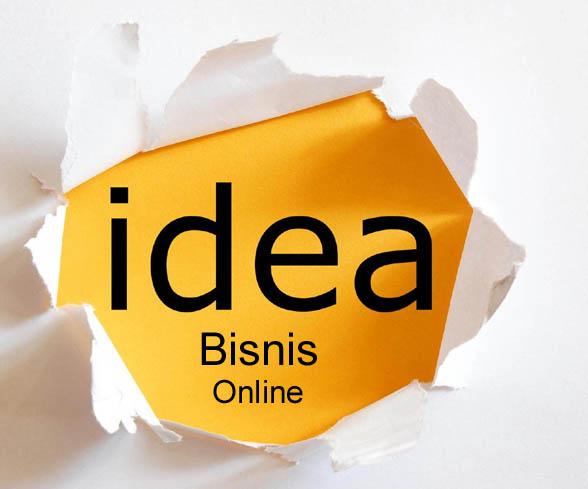 13 Ide Bisnis Online