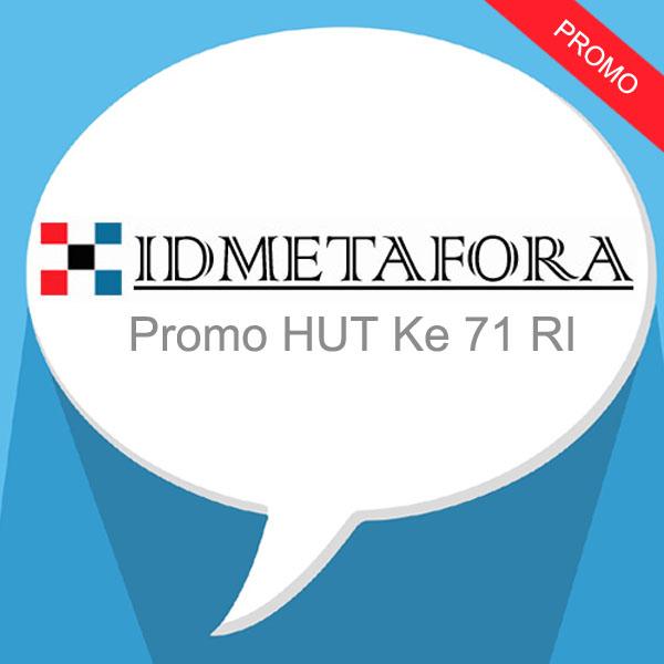Promo HUT ke 71 Republik Indonesia Website M ...  <br> <a href=